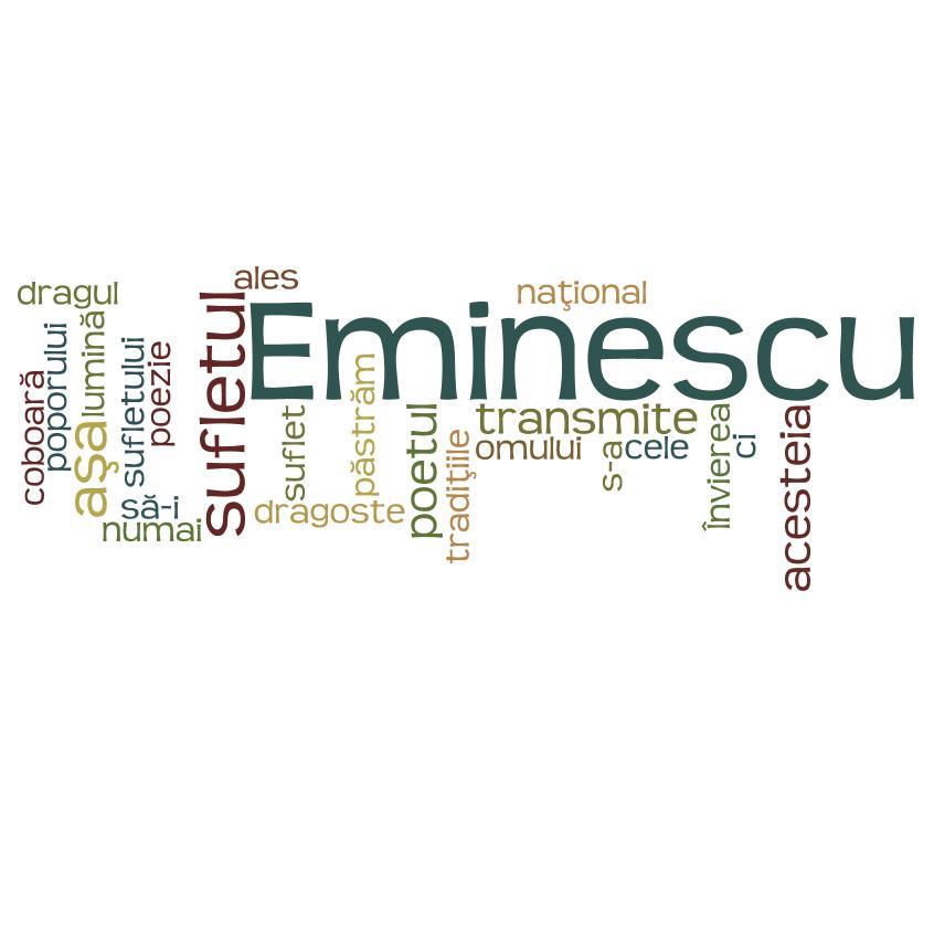 Tradiţia în poezia eminesciană de Olariu Elena