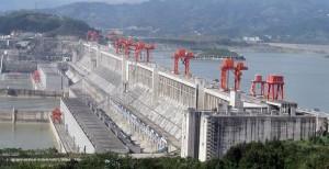 Baraj Yangtze