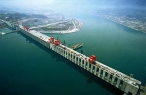 Yangtze baraj trei chei