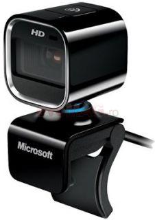 Camera Web Microsoft L2 LifeCam HD-6000 pentru Notebooks (Neagra).jpg.320