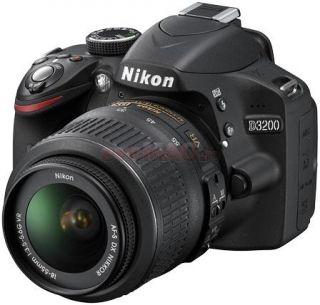 D-SLR D3200 cu Obiectiv AF-s DX 18-55mm 26% Reducere