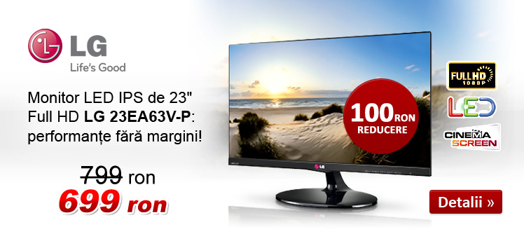 Monitor-LED-LG-evoMAG reducere, cupon, voucher