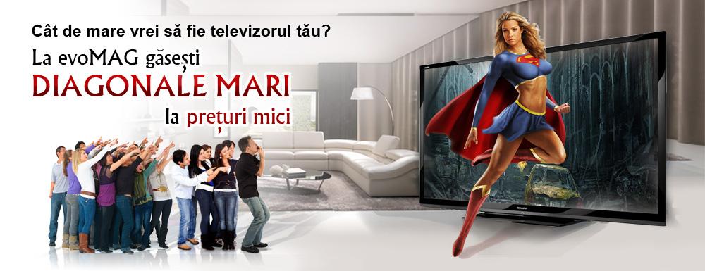 Promotii Reduceri Televizoare Led HD