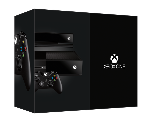 xbox one - black box