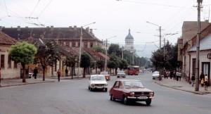 Piaţa Cipariu, prin anii '70,
