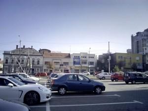 Cele patru clădiri, în 2014 (foto Dorin Ciorca)