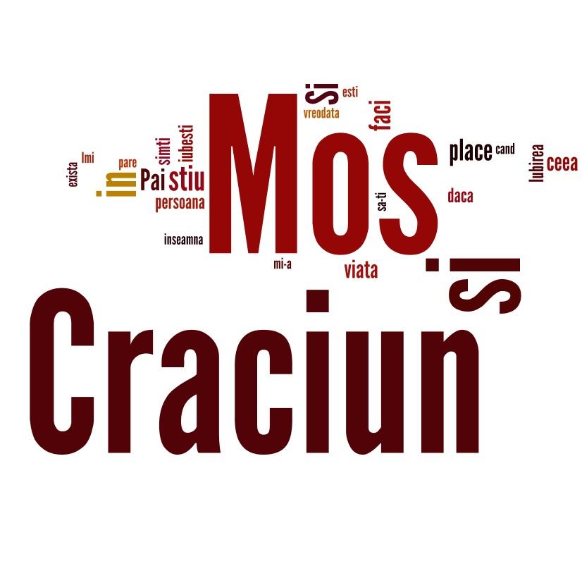 Conversatie cu Mos Craciun de Lupu Cosmina Ionela