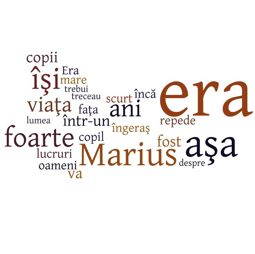 Marius - Viaţa este bucurie de Florin