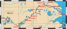 """Yangtze"" (Fluviul Albastru)"