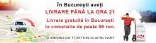 Livrare Gratuita Bucuresti evoMag
